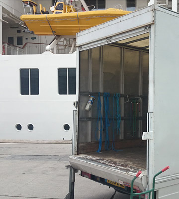 Delivery and Clearance