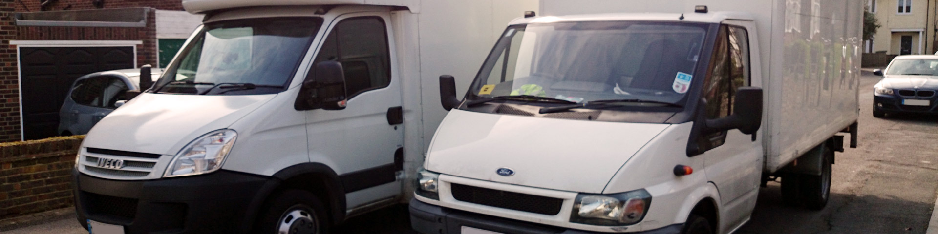 SOS - Sledges of Southampton - Van and Man services and Removals
